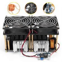 Индукционный нагреватель ZVS 1800 Вт/2500 Вт, индукционный нагреватель, модуль платы блока программного управления, драйвер Flyback, интерфейс охлаж...(Китай)
