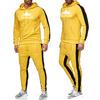 Yellow clothing white photo