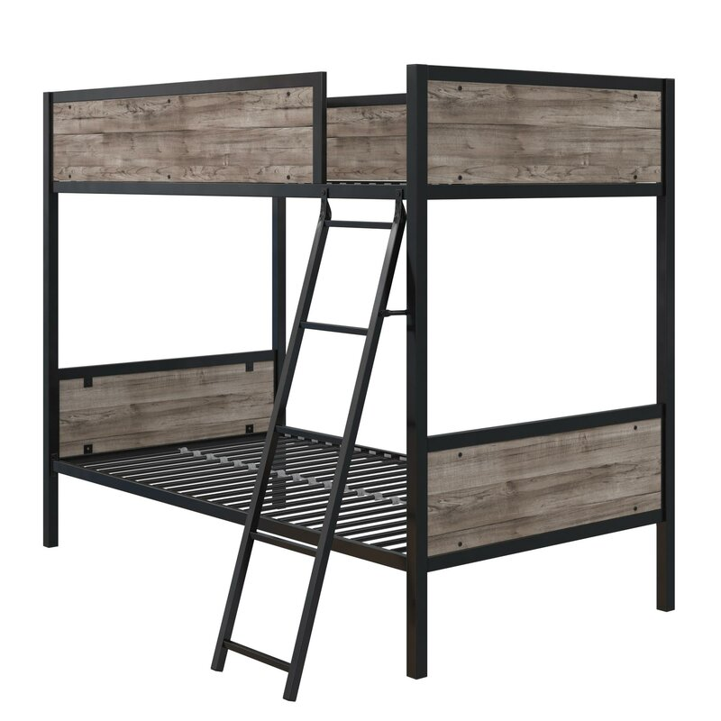 Double Deck Single Over Double Metal Bunk Bed For 2 People Children Bedroom Furniture Buy Red Metal Bunk Bed Twin Over Futon Bunk Bed Ashley Furniture Metal Beds Product On Alibaba Com