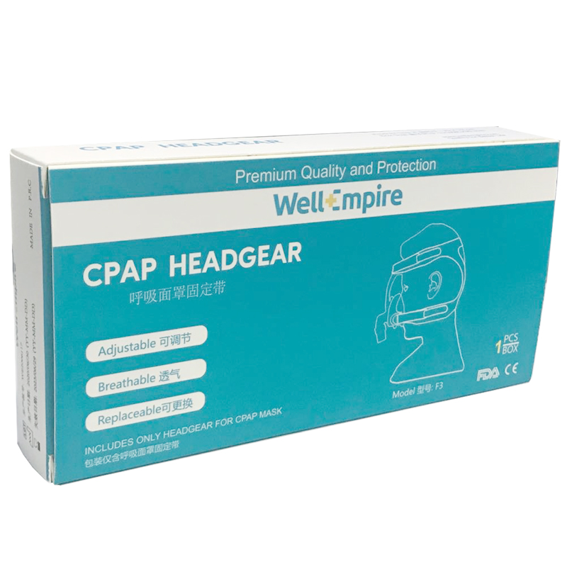 Factory price High Quality Comfortable multifunction headgear for cpap nasal mask - KingCare | KingCare.net