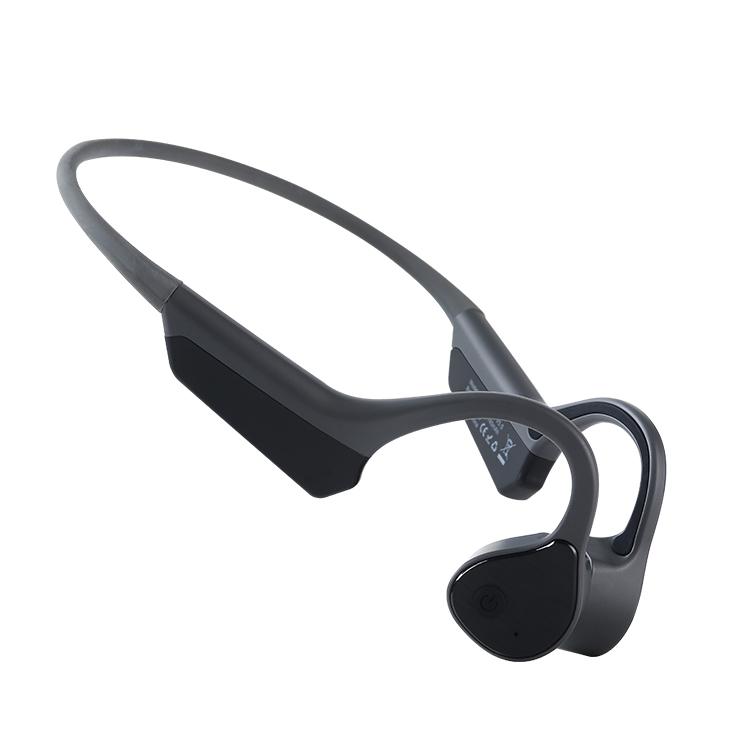 OEM Ear Hook Bluetooth Wireless Sport Comfort Health Massage Bone Conduction Headset Headphone with Microphone - idealBuds Earphone | idealBuds.net