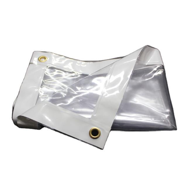 Супер Прозрачная Фольга прозрачная занавеска ПВХ прозрачная крышка сварка с прокладками D кольца