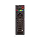 Tv Remote Control Tv Remote Control Hot Selling Custom Made TV Ir Remote Control Custom Code Value Color Logo