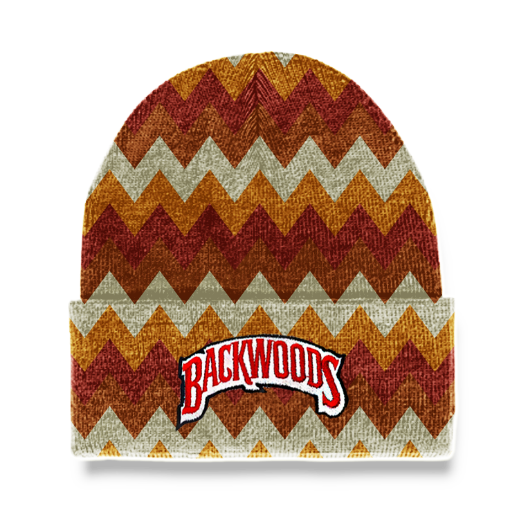 A small MOQ custom Backwoods Beanie for Men Women Adult Winter Cuffed Plain Skull Knit Hat Stretchy Cap