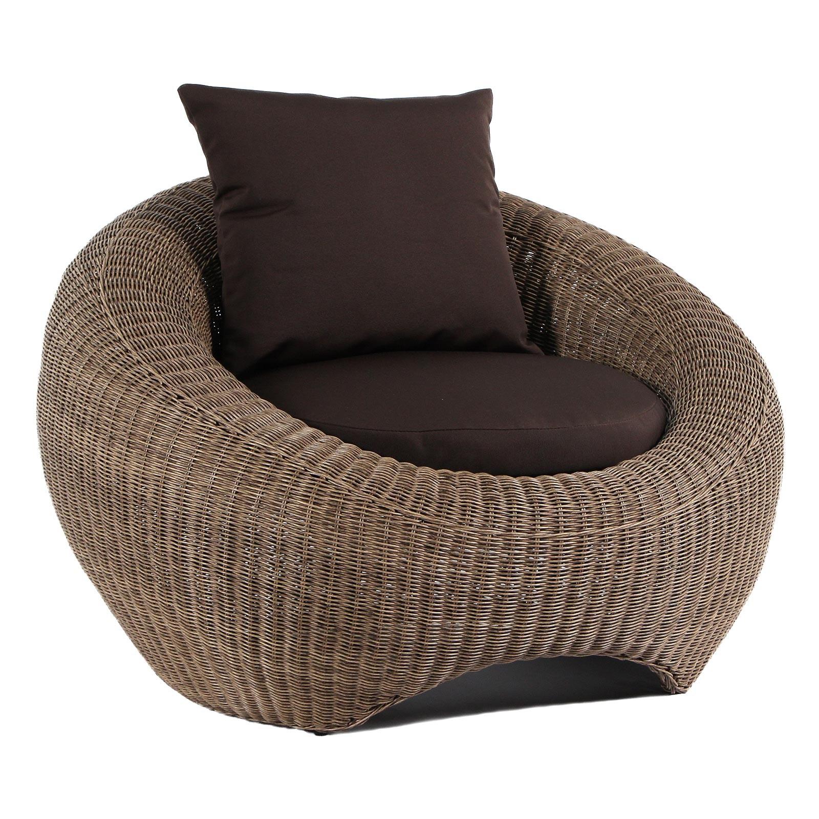 Роскошные современные босоножки для прогулок и отдыха плетеная мебель из ротанга сада диван