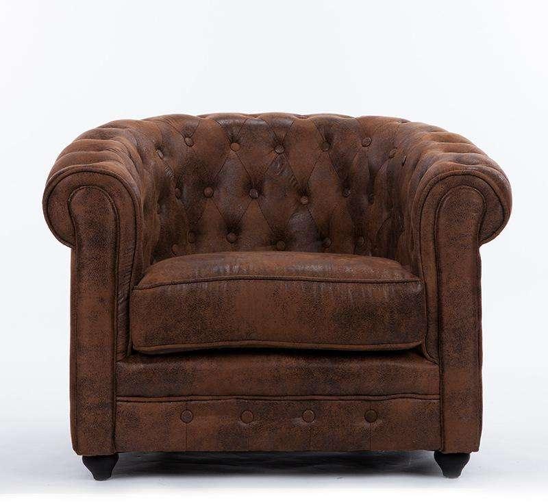 High quality 105D/48F 25L Semi dull SD RW HIM sea island SIY imitate suede yarn for sofa skin