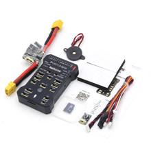 Контроллер полета Radiolink Pixhawk PIX APM, комбинированный с GPS-держателем, M8N, GPS-зуммер, 4G, SD-карта, модуль телеметрии, монтажная пена(Китай)