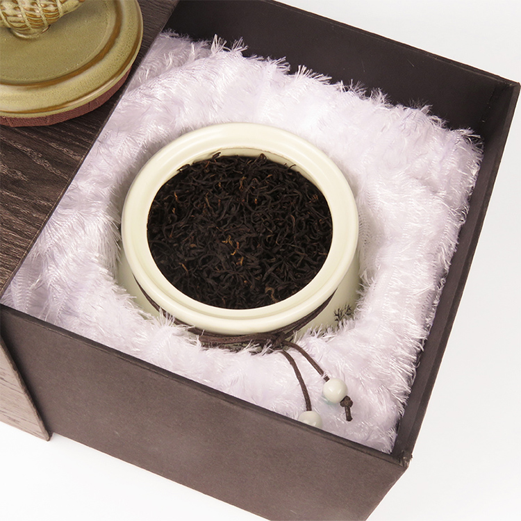 OEM Wholesale Quality Detox Slimming Refreshing Bulk Organic Black Tea Manufacturs - 4uTea | 4uTea.com