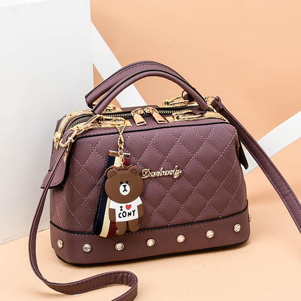 clk-w577 wholesale designer custom ladies leather shoulder hand bag tote bags women handbags