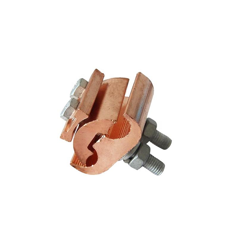 Электрические медные кабельные разъемы JBT(Y) типа, параллельный зажим