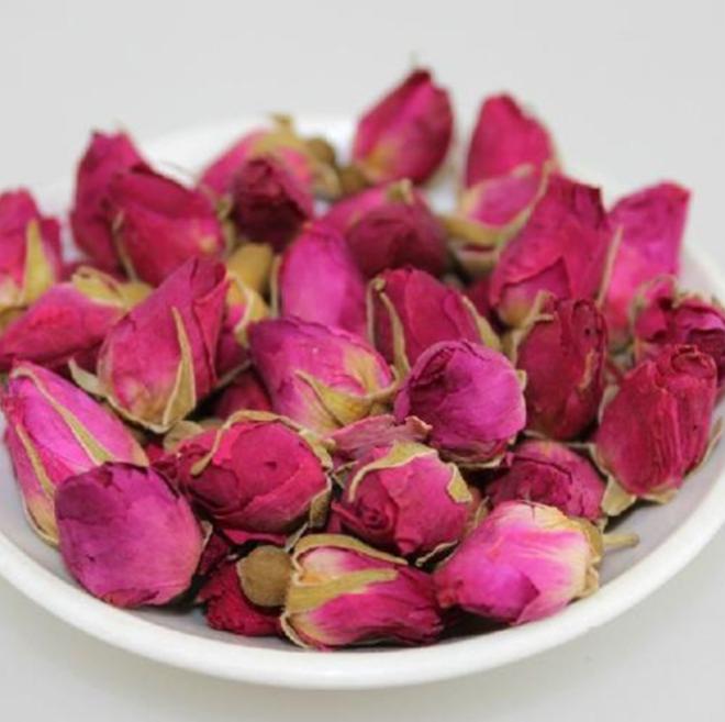 Chinese floral tea dried rose bud tea for slimming dried flower - 4uTea | 4uTea.com