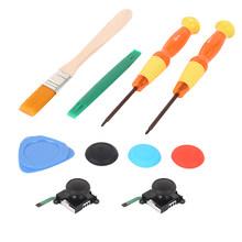 3D аналоговый Thumb Stick для Nintendo Switch, переключатель NS Joy Con JoyCon, контроллер, джойстик, колпачки, Сменные запасные части, комплект модов(Китай)