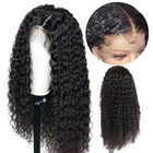 Human Hair Wigs For Black Women IWEAR 150% 180% Density HD Full Lace Human Hair Wigs For Black Women Wholesale Brazilian Virgin Hair Transparent Lace Front Wig