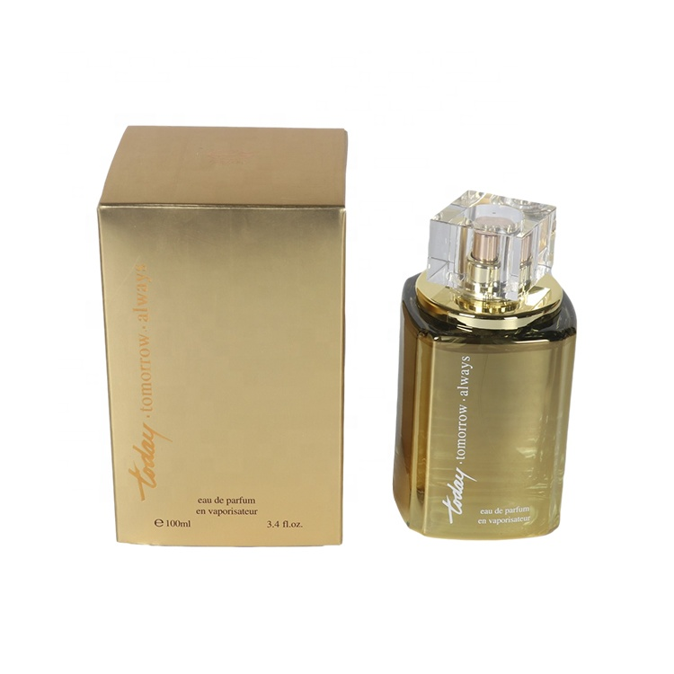 2021 Regular Size And Customized Perfume Beautiful Wholesale Popular Lady Perfume For Boby