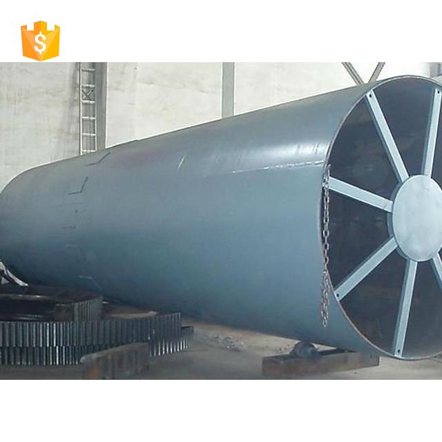 Продвинутая производственная линия портландцемента промышленная машина активная Вращающаяся печь извести