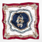 Design Accept Customized Accept Custom Design Silk Printed Square Scarves From China