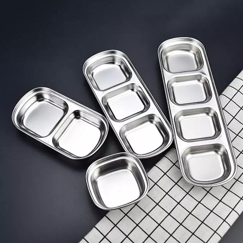 metallic dipped dish