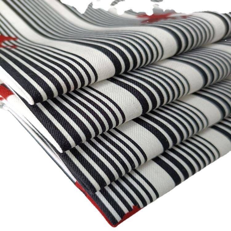 Лидер продаж, саржевая ткань с цифровой печатью, 100% шерстяной Текстиль