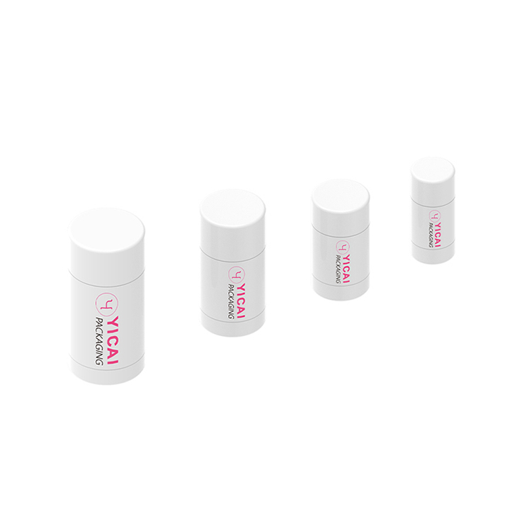 ningbo fantastic novel  30g 50g 75g white PP with lids palstic cosmetics packaging bottles and skin care jars