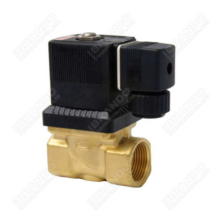 Type 6213 A 3/4 NBR FPM FKM BR MS 2 Way Normally Closed Diaphragm Solenoid Valve 24V DC 110V 120V 220V 230V 240V AC 50/60Hz