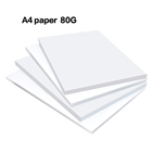 Copy Paper A4 Printing Papers White Copy Paper Office A4 Printing Paper 80gsm A4 2 Sided Copier Papers