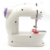2021 New Design Double Speed Cloth Stitching Electric Mini Sewing Machine