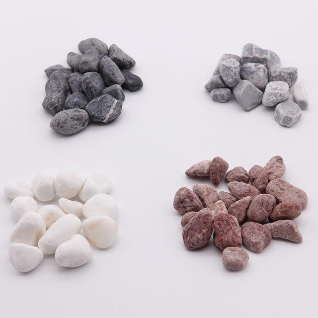 Высококачественная Белая Галька для ландшафта, белоснежная галька для ландшафта, камень для камней и гальки
