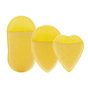 3 pcs set with bag- Yellow