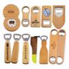 wood bottle opener