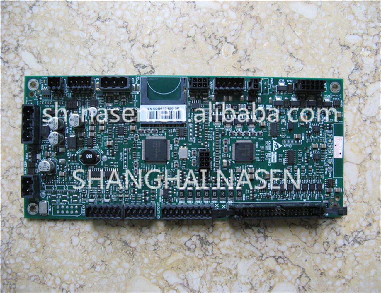 KONE Elevator PCB DCBG CPU KM987081H02 KM987080G01