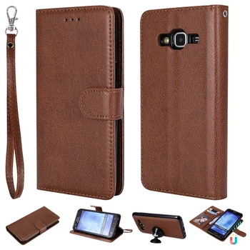 Multifunction Detachable Magnetic Leather Wallet Case For Samsung Galaxy S7 S6 Edge S5 S4 S3 Skin Cover