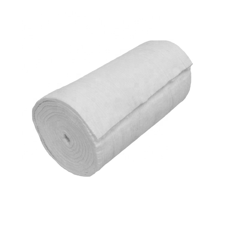 High temperature ceramic fiber insulation fireproof blanket for high temperature kilns with cheap price