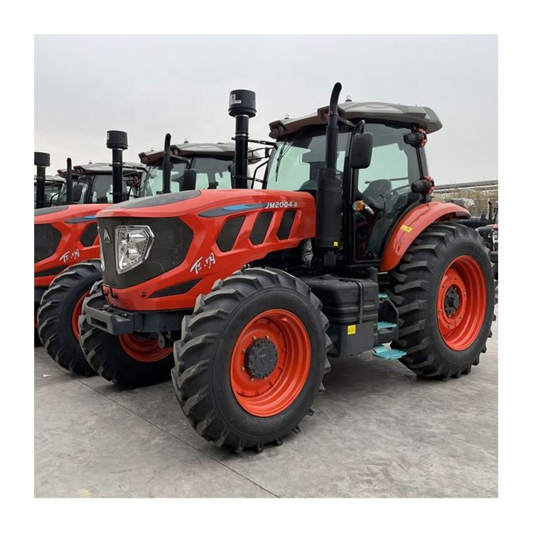 Factory price 25hp 4wd 4x4 Mini Plow Four Wheel Used Tractors For Agriculture 40 Hp Farm Tractor Dealers