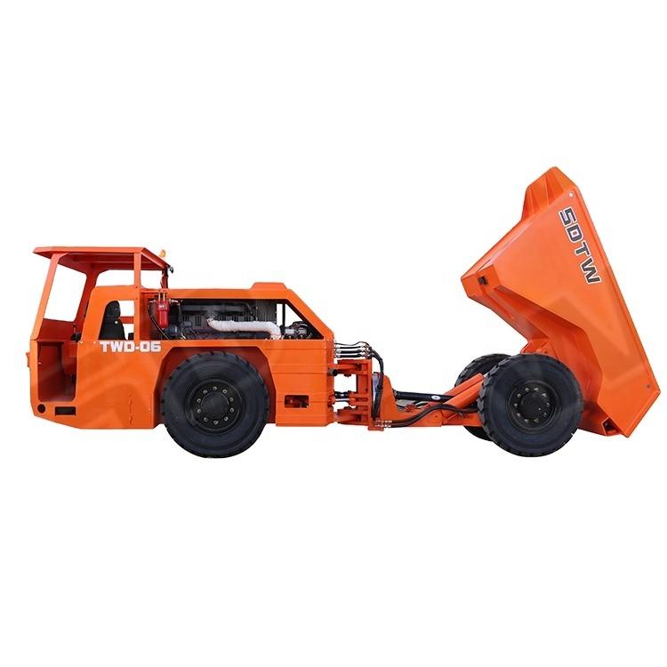 mining machinery 6 Ton 10t 15ton 20 ton Rigid underground truck dumper truck