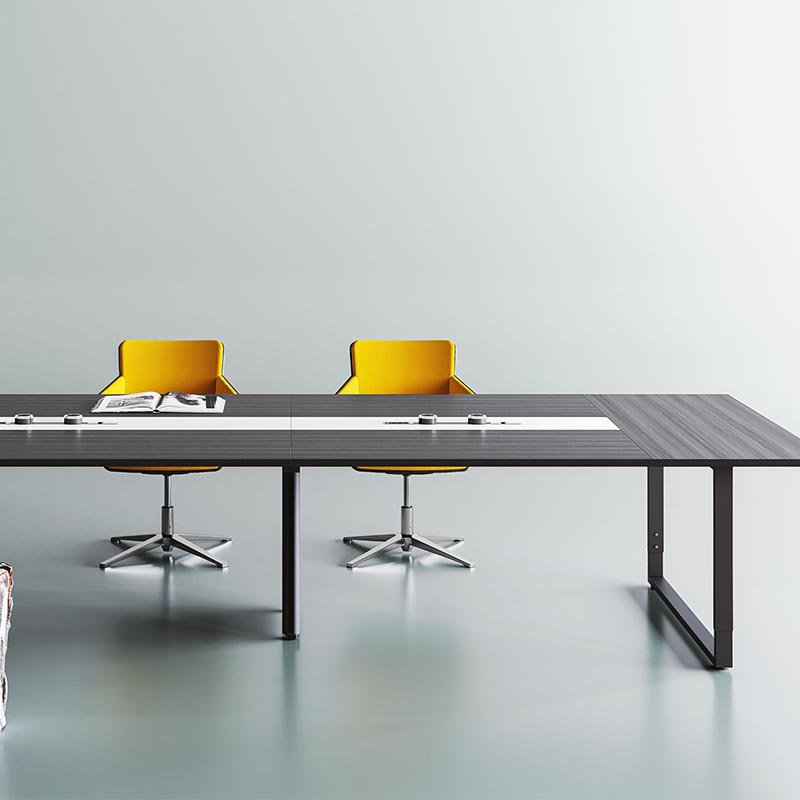 In stock desgin fast delivery 2020 NEW square small meeting table design