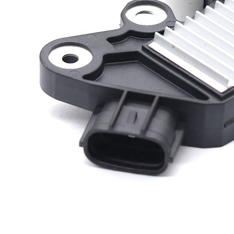 Junmat JFT1110D 14V Adjustable Alternator Voltage Regulator for Car Alternator