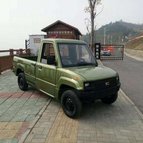 Китайский новый Высокопроизводительный электрический автомобиль RHD, Электрический пикап