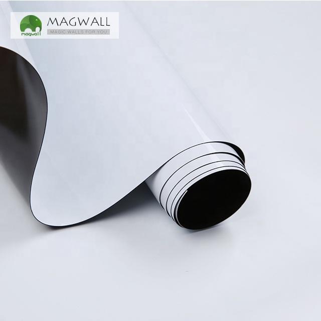 Magwall wall mounted dry erase Whiteboard magnetic customize wall sticker decoration writing board soft PET film - Yola WhiteBoard | szyola.net