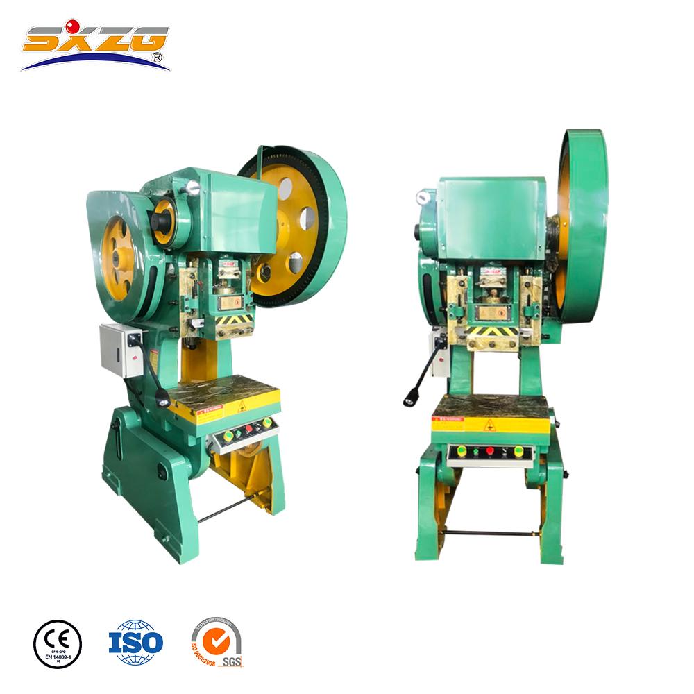Tool clamp aluminium automatic press 200ton wheel barrow automatic power press