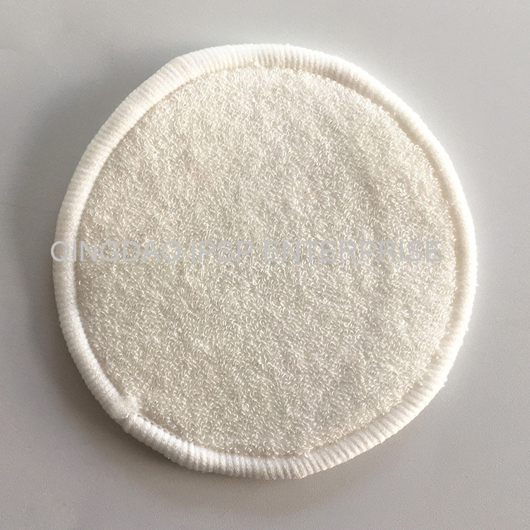 Amazon 2021 Hot Sale Eco Friendly Bamboo Charcoal or Cotton Reusable Makeup Remover Pads