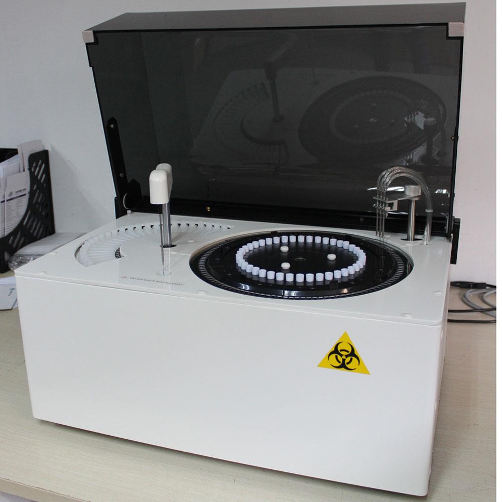 Hot sale! fully automatic biochemistry analyzer