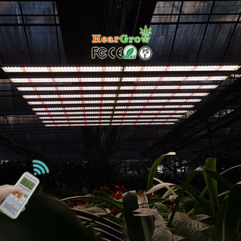 High Power 1080w medical plants commercial industry growth 10 bars led grow plant grow lights