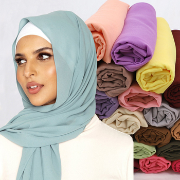 Wholesale New Arrival Women Scarf Muslim Hijab Muslim Women Scarf And Hijab