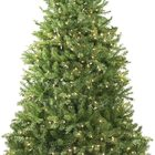 Pvc Customizable Height Wholesale Automatic Metal Stands Kerstboom Artificial Prelit Christmas Tree With LED Lights