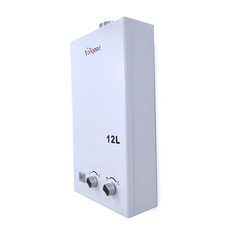 Китайский производитель, цифровой регулятор температуры для мгновенного душа, газовый нагреватель воды для ванной комнаты