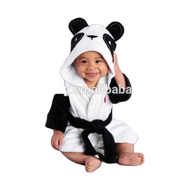 Heissen Neuen Produkten Panda Baby Kleidung Grosshandel Mode Komfortable Kinder Nachtwasche Billige Roben Buy Gunstige Roben Kinder Robe Nachtwasche Product On Alibaba Com