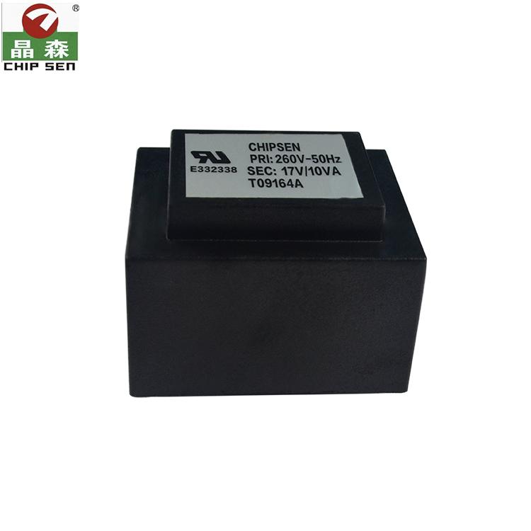 Potting Isolation Transformer 220v 24v 18v Electronic PCB Encapsulated Power Transformer