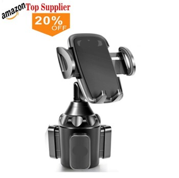 Amazon best sellers Universal 360 Degree Rotating Long Arm Car Mount cup Cell Phone Holder Gooseneck Mobile Phone Car Holder
