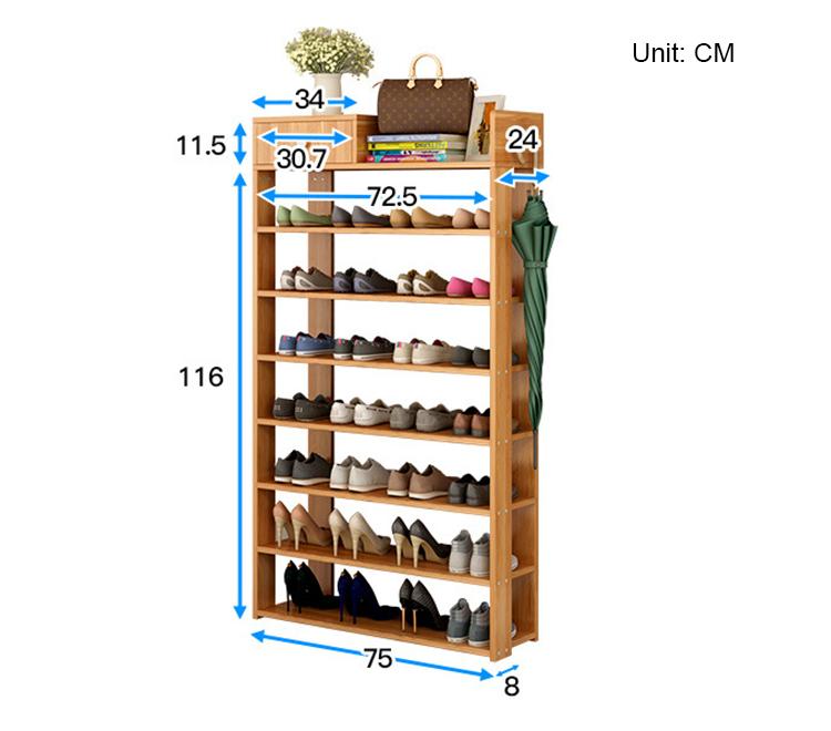 Shoe Rack Simple Household Storage Cabinet Shoe Cabinet