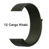 12 Cargo Khaki